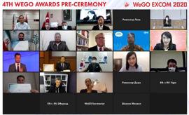 اهدای جایزه جهانی WeGo به اپلیکیشن «دوچرخه»