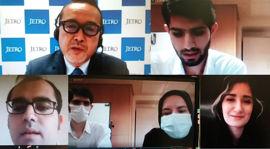 برگزاری وبینار تجارت الکترونیکی ایران و ژاپن
