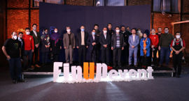 چهاردهمین رویداد فیناپ برگزار شد/ بررسی چالشها و پیشرفتهای حوزه لندتک در سومین فیناپ آنلاین