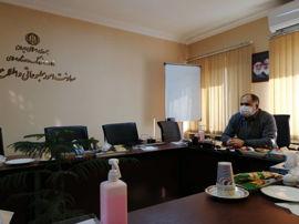 برگزاری نشست اعضای هیات موسس رسبان با  معاون مطبوعاتی و اطلاعرسانی وزیر ارشاد