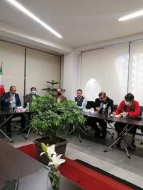 برگزاری نشست خبری پویش جمعیت متخصصین تولیدکنندگان و کارآفرینان تهران