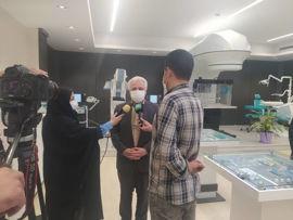 افتتاح نمایشگاه دائمی تجهیزات پزشکی در پارک فناوری پردیس