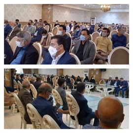برگزاری گردهمایی بزرگ ستاد مردمی حامیان آیت الله دکتر سید ابراهیم رئیسی