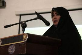 حضور مدیر انجمن بانوان رسانهای کشور در یزد/ رسبان الگویی برای جهان اسلام خواهد شد