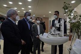 6 محصول جدید تولید شده در پارک فناوری پردیس رونمایی شد